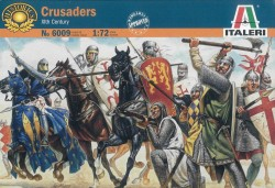 Kreuzritter - 11. Jahrhundert - 1:72
