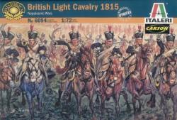 Britische leichte Kavallerie 1815 - Napoleonische Kriege - 1:72