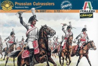 Preussische Kürassiere - Schwere Kavallerie - Napoleonische Kriege - 1:72