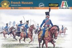 Französische Husaren - Napoleonische Kriege