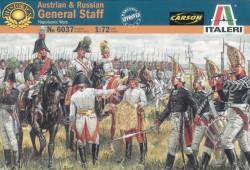 Österreichischer & Russischer Generalstab - Napoleonische Kriege - 1:72