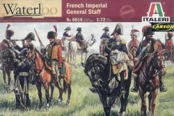 Napoleons Kaiserlicher Generalstab - Waterloo