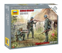 Germany Infantry - 1939 - 1942 - 1/72