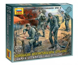 German Sturmpioniere - 1939 - 1942 - 1/72