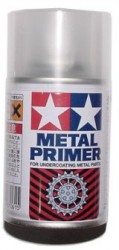 Tamiya Metal Primer - Clear - 100ml