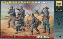Deutscher Infanterie Zug 1942-1944