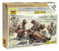 Britische Sanitäter - 1939-1942 - 1:72