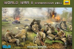 World War II - Barbarossa 1941 - Historisches Wargame