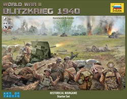 World War II - Blitzkrieg 1940 - Historisches Wargame