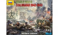 World War II - Stalingrad 1942 - 1943 - Historisches Wargame