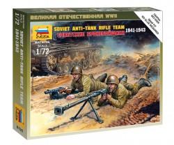 Sowjetisches Anti-Panzer Team - 1941 - 1943 - 1:72