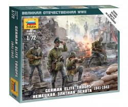 Deutsche Elite Einheit 1941-1943 - 1:72
