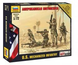 U.S. Mechanized Infantry - 1/72