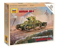 Matlida Mk. I - Britischer Infantry Tank - 1:100