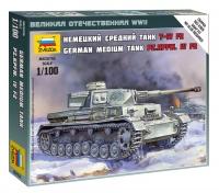 Pz.Kpfw. IV Ausf. F2 - 1:100