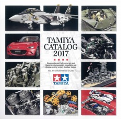 Tamiya Katalog 2017 Deutsch / Englisch / Französisch / Spanisch