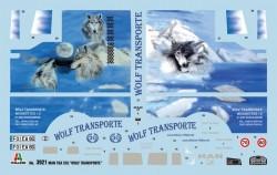 MAN TGX XXL - Wolf Transporte