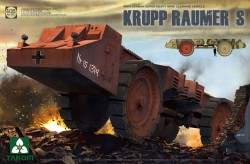 Krupp Räumer S - Schweres Minenräumfahrzeug