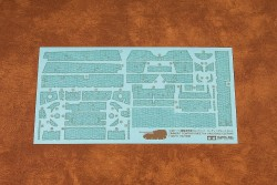 Zimmerit Coating Sheet for Tamiya Elefant - 32589