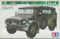 S.GL. Einheits PersonenKraftWagen (PKW) Horch 4x4 Type 1a - 1:35