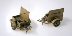 Wehrmacht Sd. Anhänger 51 - 1:35