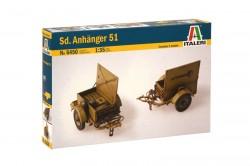 Wehrmacht Sd. Anhänger 51
