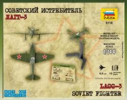 Lawotschkin LaGG-3 - Modell 1941 - Sowjetisches Schlachtflugzeug