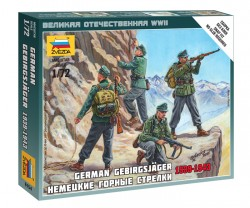 German Gebirgsjäger - 1939-1943 - 1/72