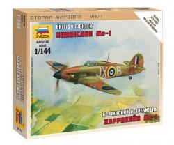 Hurricane Mk.I - Britisches Jagdflugzeug