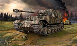 Panzerjäger Elefant - Sd.Kfz. 184