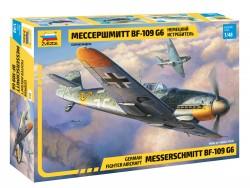 Messerschmitt BF 109 G-6 - 1/48