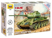 T-34/85 - Soviet Medium Tank - 2nd Choice