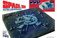 Space 1999 - Alpha Moonbase - Entire Scene Model Kit