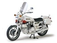 Suzuki GSX750 Police Bike - 1:12