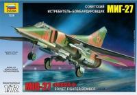 Mikoyan-Gurevich MiG-27 - Flogger D - Soviet Fighter Bomber - 1/72