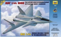 Mikoyan-Gurevich MiG 1.44 - Russian Multirole Fighter of the new Generation