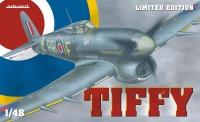 Tiffy - Hakwer Typhoon Mk. IB Car Door - Limitied Edition