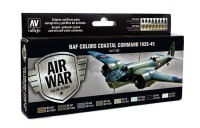Model Air Set RAF Coastal Command - 1939-1945