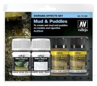 Mud & Puddles / Schlamm & Pfützen + Diorama Effekte Set