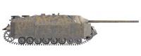 World of Tanks - Jagdpanzer IV - 1:35
