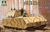 Maus - V1 - Deutscher überschwerer Panzer
