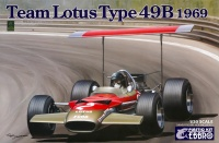 Team Lotus Type 49B 1968 - 1:20