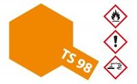 Tamiya TS98 Pure Orange (Glänzend)