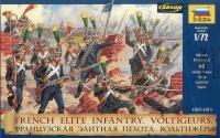 Französische Elite Infanterie Voltigeure - 1805-1813