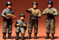 US Army Tank Crew - 1:35