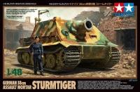 Sturmtiger - Sturmpanzer Tiger - 38cm Sturmmörser