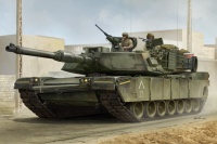 M1A1 AIM - Abrams - US Main Battle Tank - 1:16