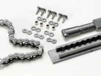 Link-Type Motorcycle Chain - 1/6