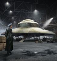 Haunebu II - Reichsflugscheibe - 1:72