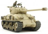 Israelischer Kampfpanzer M51 Super Sherman mit ABER Fotoätzteilen